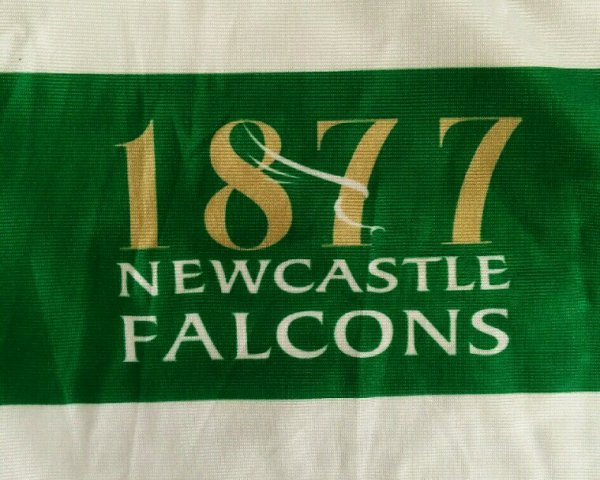 Maillot Newcastle Falcons 2017/18