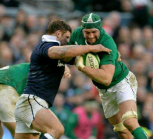 Maillot irlande tournoi 2014