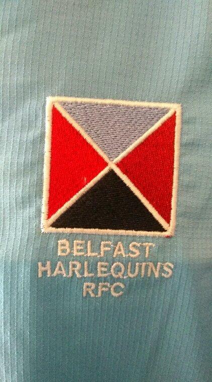 Maillot Harlequins de Belfast