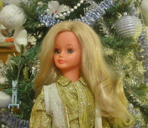 Mes poupées et moi même vous souhaitons une très bonne année 2011 ! !