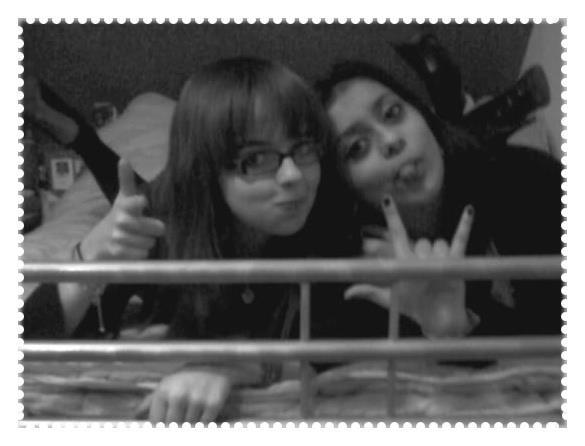Ma meilleure amie, le pourquoi de mon existence. ♥