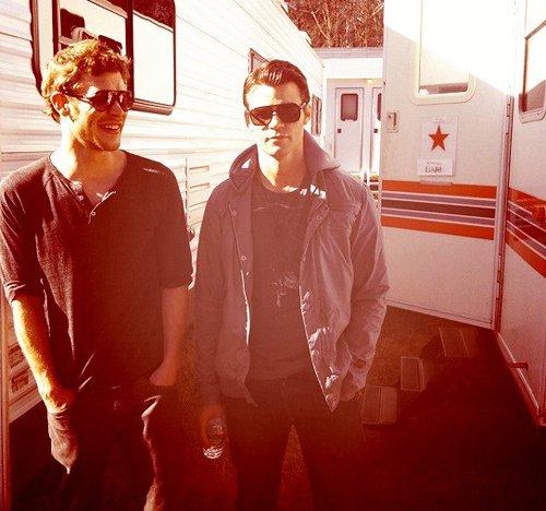 Elijah ou Klaus ? ♥