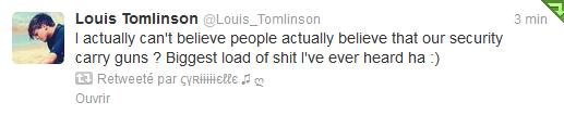 Twitter ♥ Louis Tomlinson