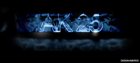 """Ak-25 """"Sensation  """" Exclu 2011"""