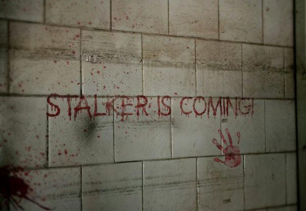 Stalker arrive