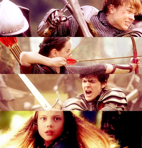 Prologue ; Narnia