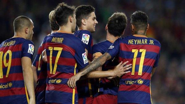 FC Barcelone - Levante: Le Barça fait cavalier seul en tête de la Liga (4-1)