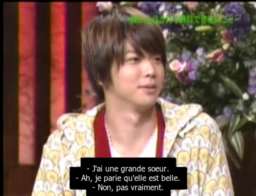 [MASUDA TAKAHISA] Koi no Karasawagi (2009.10.17) Massu semble un peu étourdi
