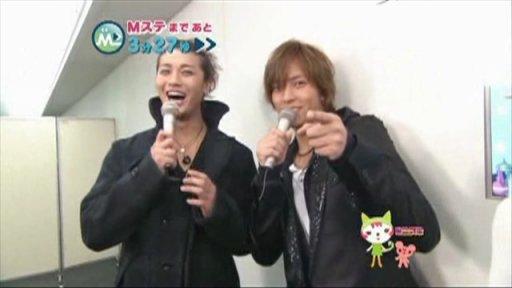 [YAMASHITA TOMOHISA X AKANISHI JIN]- Music Station JINPI
