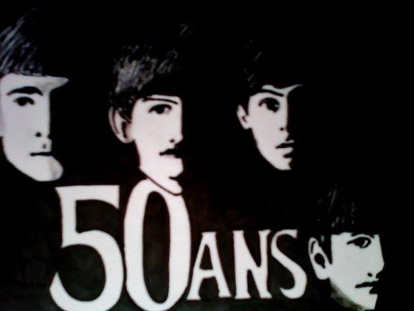 Les Beatles ont eu 50ans !!