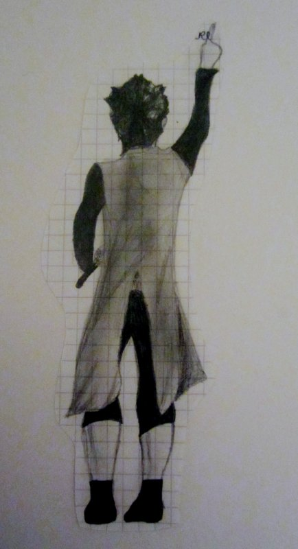 Mes dessins de la semaine (PARTIE 2).
