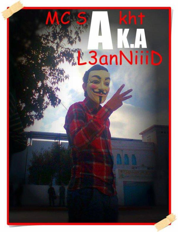 Mc Saakht Aka L3aniid