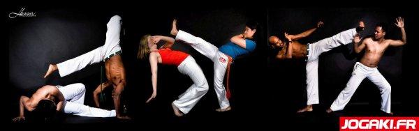 Activités pour Adolescents à Paris (11 - 15 ans) - Club Jogaki Capoeira