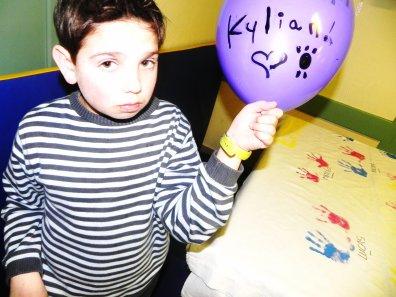 Luter contre la maladie♥ Kylian ♥