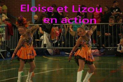 moi et eloise en action dans la danse des moyenne a aniche!!
