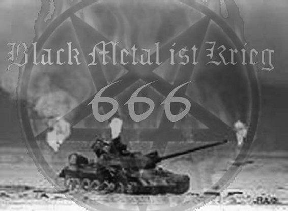 Bienvenu au blog de : Black Metal ist Krieg 666