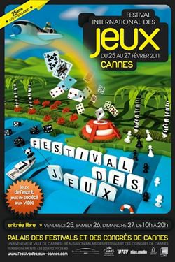 Festival Internation du Jeu à Cannes
