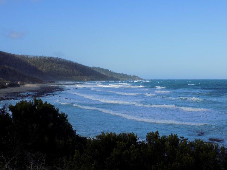 GREAT OCEAN ROAD END