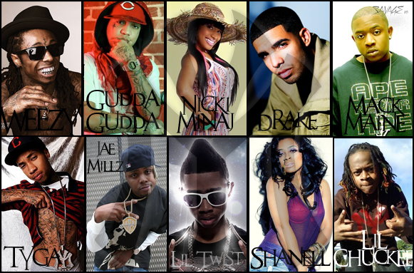 YMCMB ....