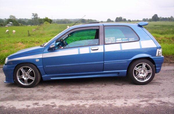 Clio en 2006.