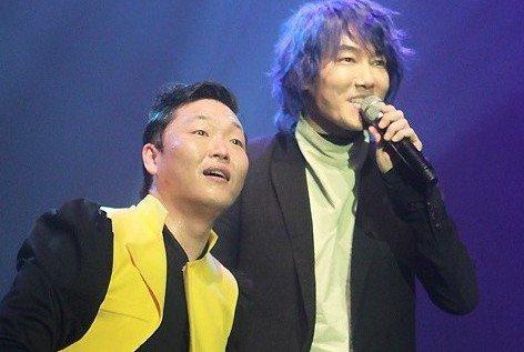 ◊ J-pop / K-pop ◊ Psy accusé de plagiat et provoque une tentative de suicide