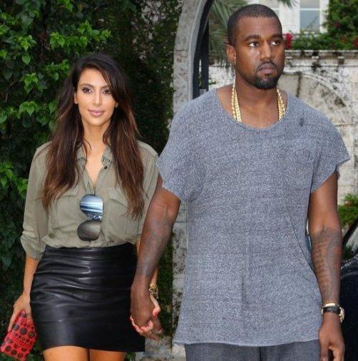 Kanye West et Kim Kardashian veulent s'installer à Miami !