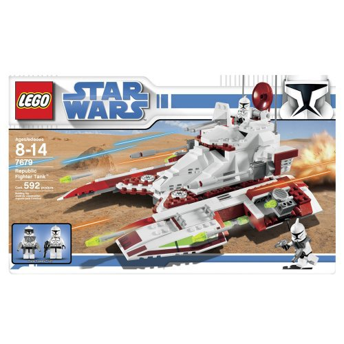 lego star wars-republic tank