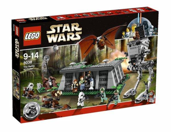 lego star wars-the battle of endor