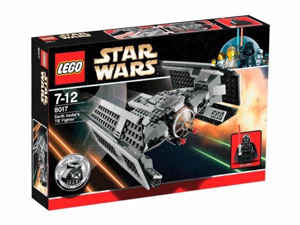 lego star wars-dark vador TIE fighter