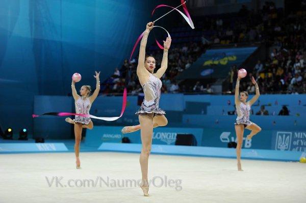 Kiev concours général ensembles: FRANCE,13ème