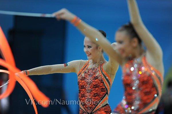 Kiev concours général ensembles: BULGARIE,5ème