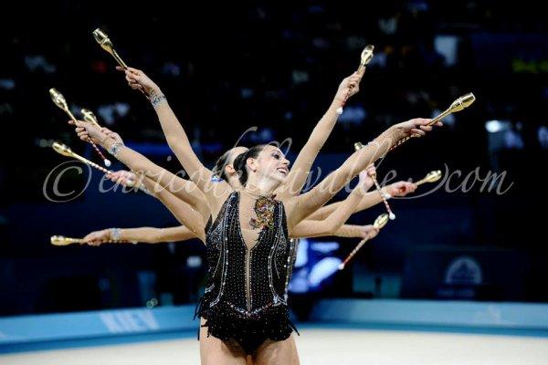 Kiev concours général ensembles: ITALIE,2ème