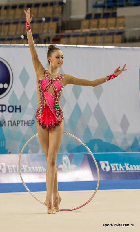 Compétiton Moscou 2014 (compétition junior)