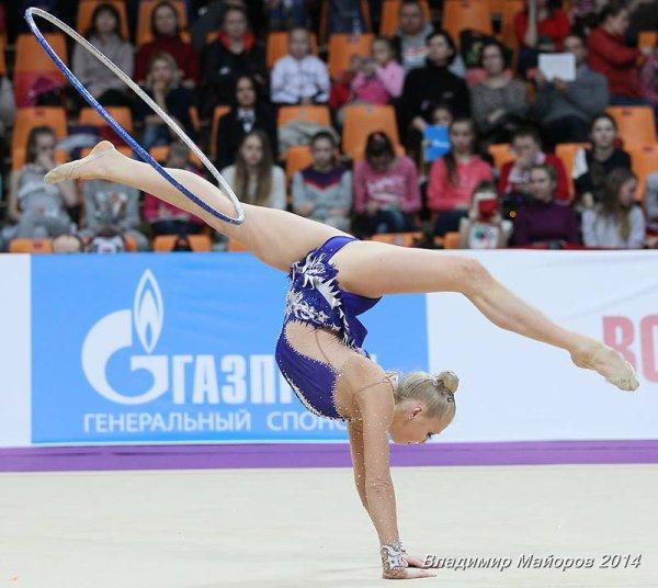 Grand Prix Moscou 2014 - individuelles séniors (Kséniya Moustafaeva)