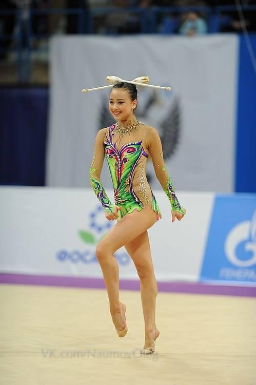 Grand Prix Moscou 2014 - individuelles séniors ( Yeon Jae Son )