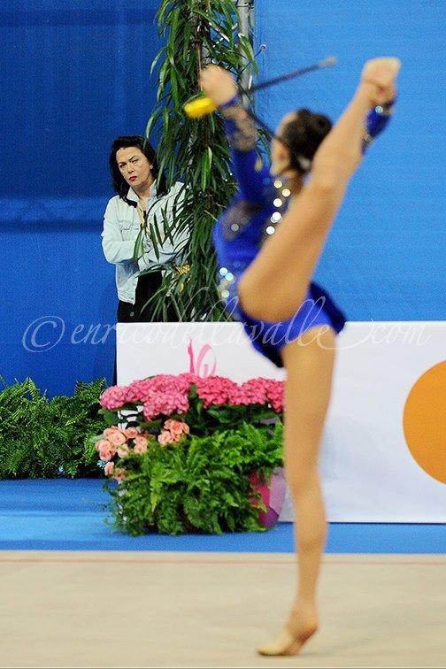 Coupe du Monde Pesaro 2014 - Anna Rizadtinova