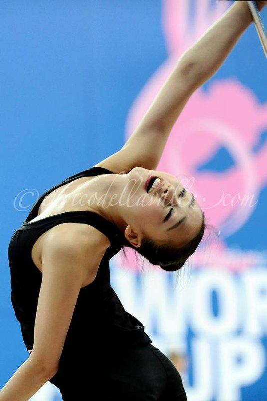 Coupe du Monde de Pesaro 2014 - Yeon Jae Son