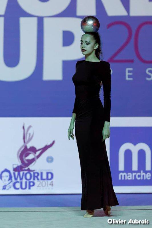 Coupe du Monde de Pesaro 2014 - Margarita Mamun