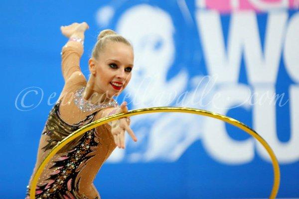 Coupe du Monde de Pesaro 2014 - Yana Kudryavtseva