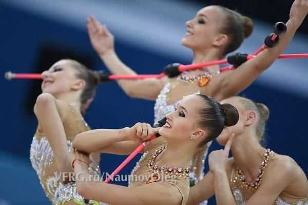 Championnat d'Europe 2014 à Baku - 1