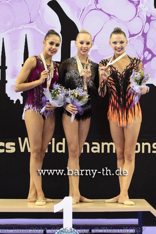 Championnat du Monde 2014 Izmir : Jours 1 & 2