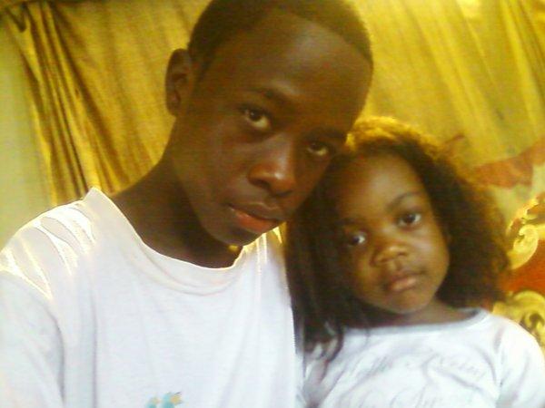 Moi et ma niece a bruxelle