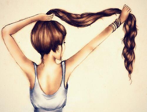 ★ Qu'est-ce qu'un cheveu ? ★