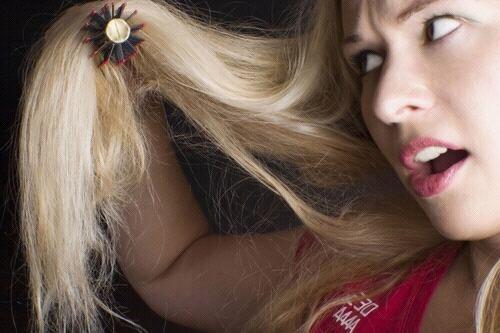 ★ Cheveux secs /!\ ★