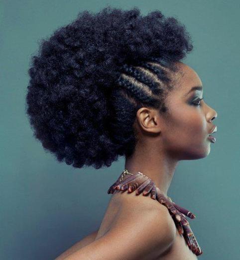 ★ Cheveux afros /!\ ★