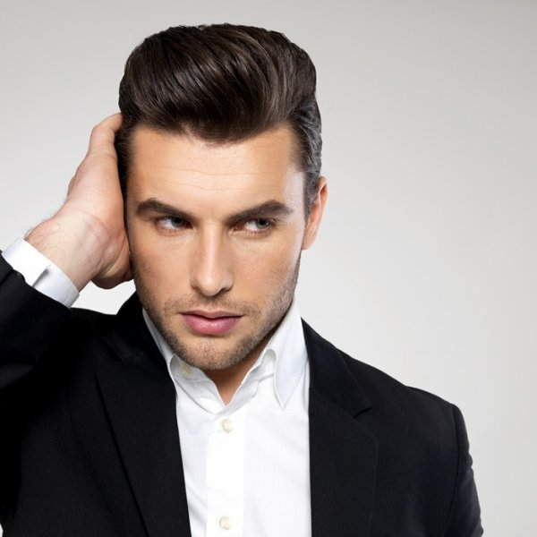 ★ Les hommes aussi ont droit à des soins pour leur chevelure ! ★