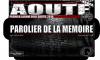 SAVOIR-VIVRE / Parolier de la mémoire -AOUTE'one (2014)