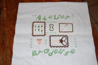 Atelier brodeuse
