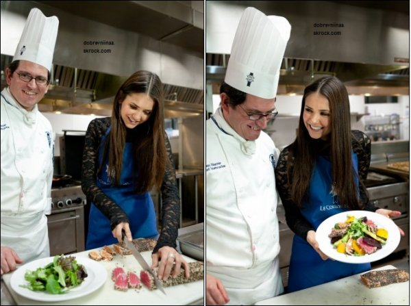 14 Janvier - Le Cordon Bleu College of Culinary Arts