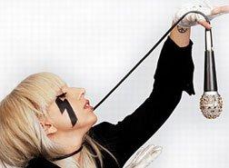 Elle c'est Lady Gaga